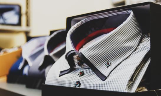 Hochwertige Hemden für Herren bei Biewendt